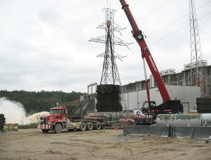 Transformer Removal & Replacement